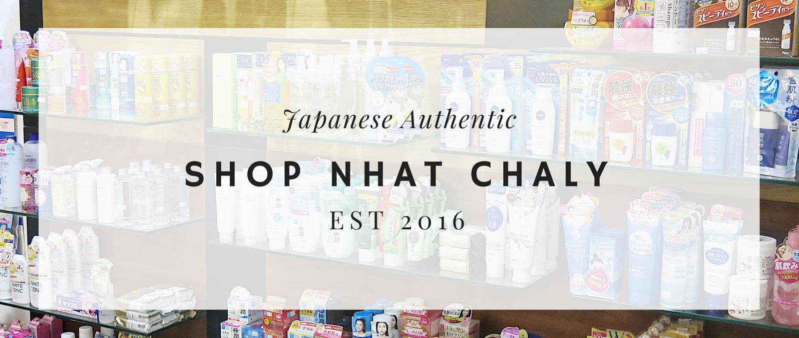 Shop Nhật Chaly – Chuyên tư vấn xách tay hàng Nhật nội địa chính hãng