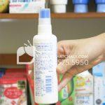 Dầu gội khô Shiseido Dry Shampoo 150ml sau trên tay