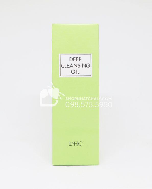 Dầu tẩy trang DHC Deep Cleansing Oil 200ml Nhật