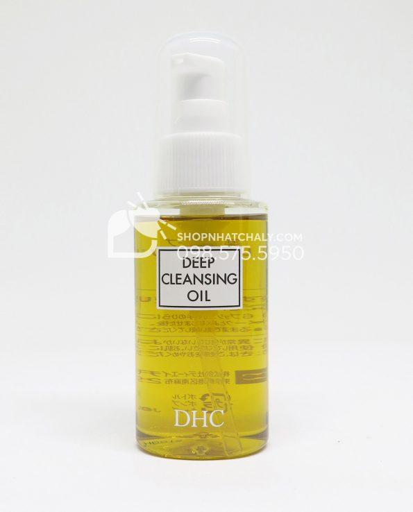 Dầu tẩy trang DHC Deep Cleansing Oil 70ml Nhật