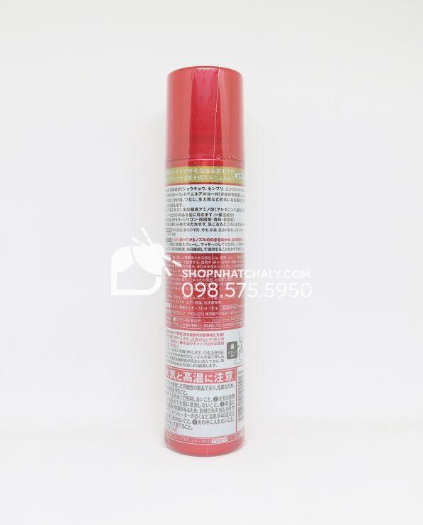 Lotion kích thích mọc tóc Molty 130gr - thông tin sản phẩm