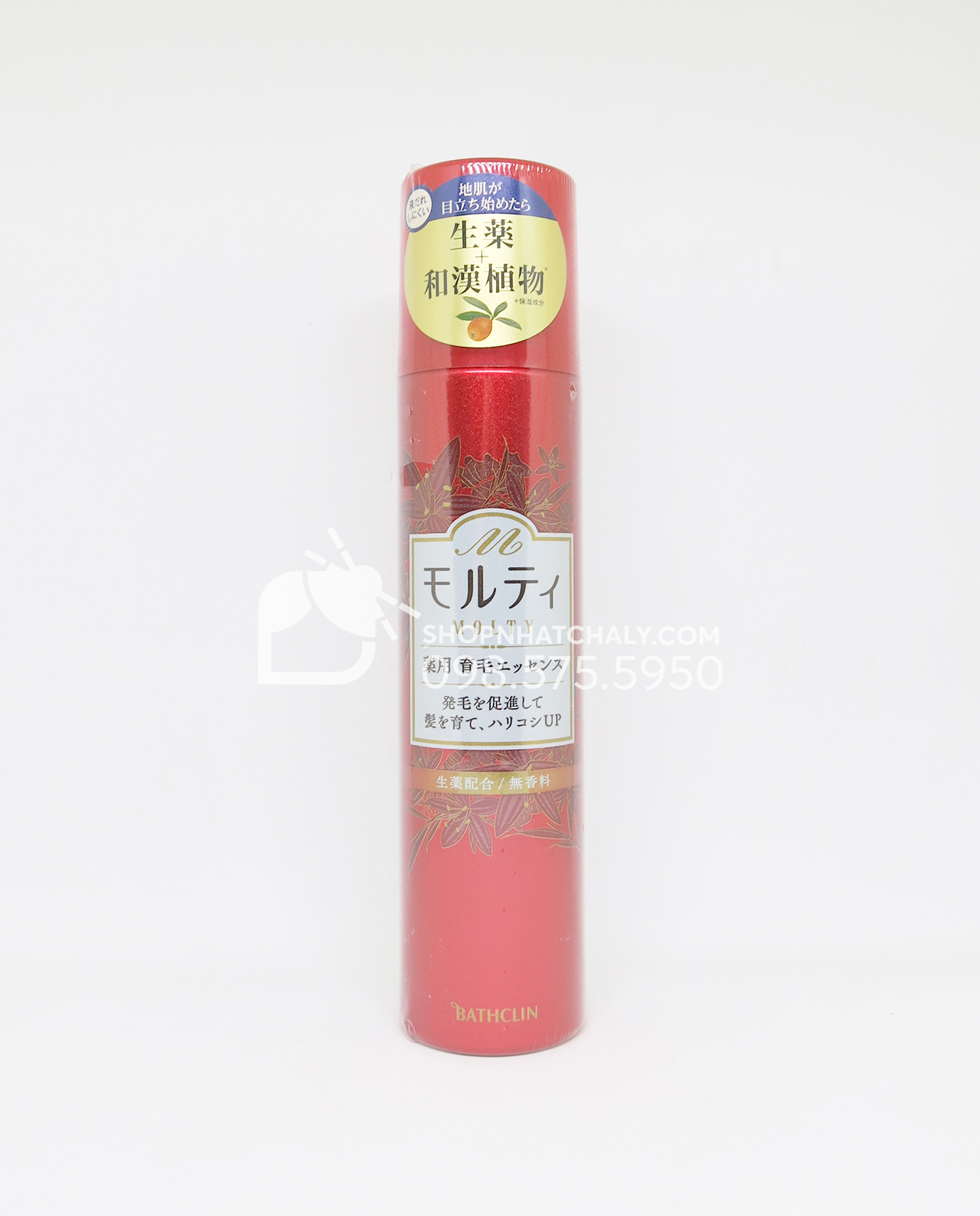 Lotion kích thích mọc tóc chống rụng tóc Nhật Molty 130ml