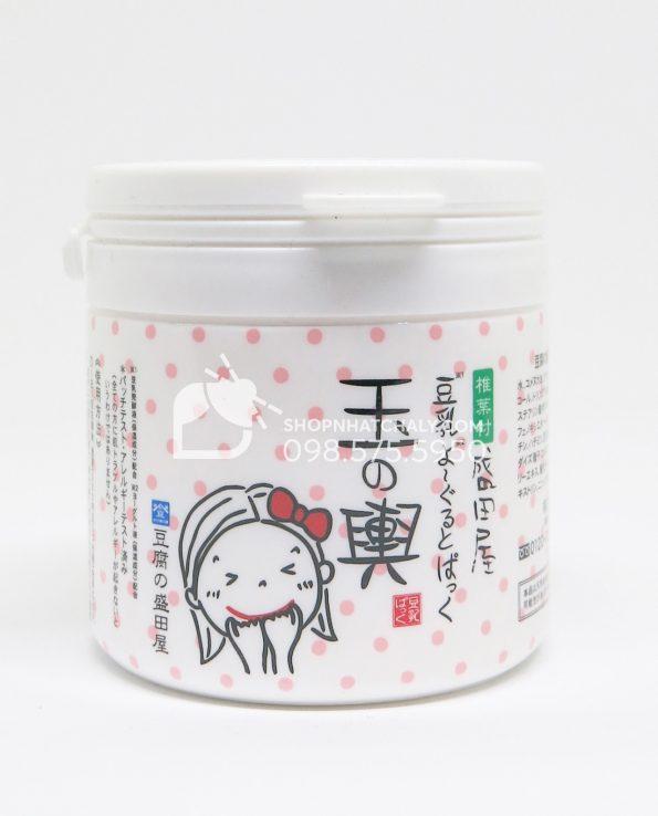 Mặt nạ đậu hũ non Nhật Tofu Moritaya 150gr - 2