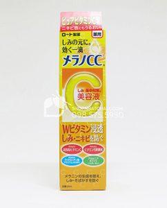 Serum Vitamin C của Nhật Rohto Melano CC mẫu cũ