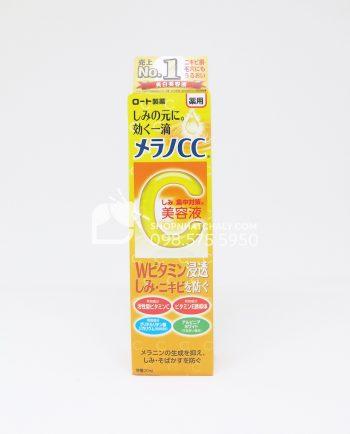 Serum Melano CC Vitamin C Rohto Nhat Ban 20ml mẫu 2017