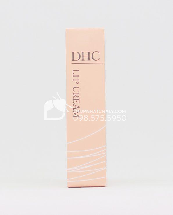 Son dưỡng môi trị thâm DHC Lip Cream Nhật Bản