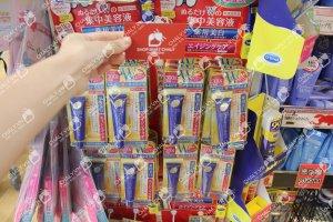 Whitening eye cream của Meishoku trị thâm mắt được xách tay từ Nhật Bản bởi Shop Nhật Chaly