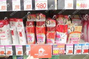 Kem Grace One và nước hoa hồng Grace One của Nhật được xách tay trực tiếp bởi Shop Nhật Chaly