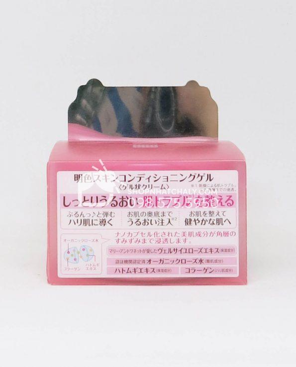 Kem dưỡng da Organic Rose Meishoku Conditioning Gel 90gr - Hồng dưỡng ẩm se khít lỗ chân lông - thông tin sản phẩm