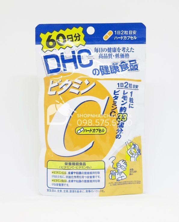 Viên uống vitamin C DHC của Nhật 120 viên