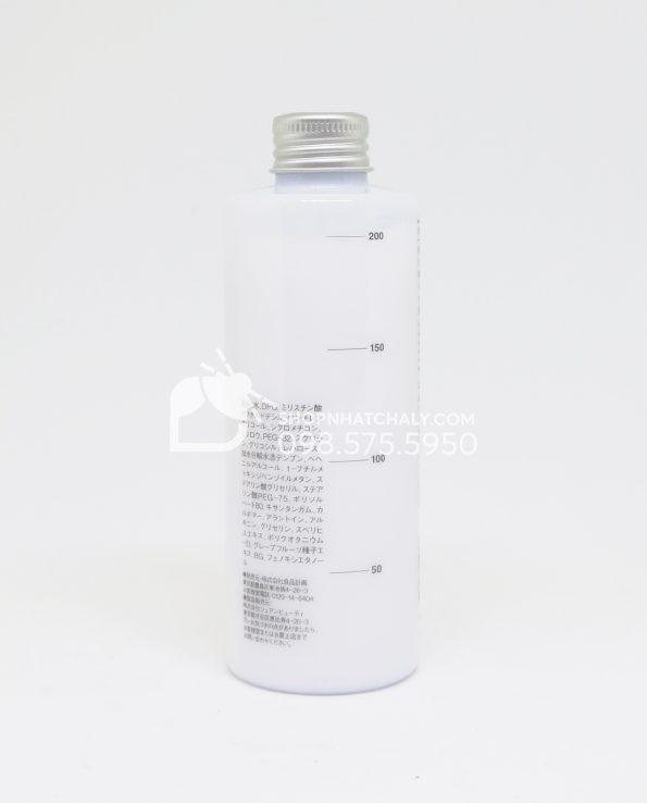 Sữa dưỡng da Muji dành cho da nhạy cảm Muji Moisturing Milk sau