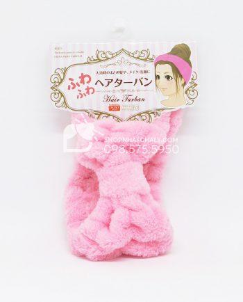 Băng đô rửa mặt đẹp của Nhật