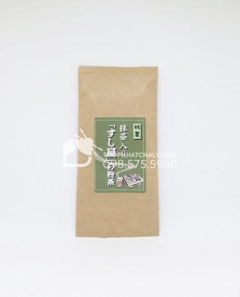 Bột trà xanh đắp mặt của Nhật 100g