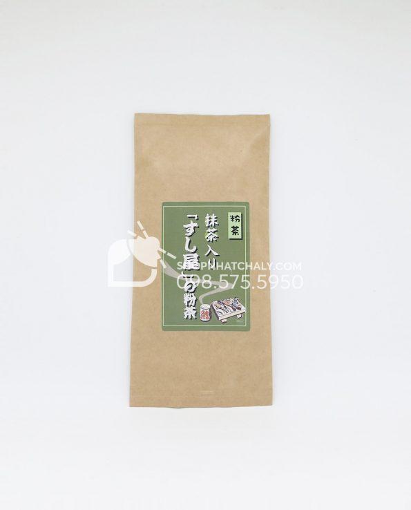 Bột trà xanh đắp mặt Honjien của Nhật 100g