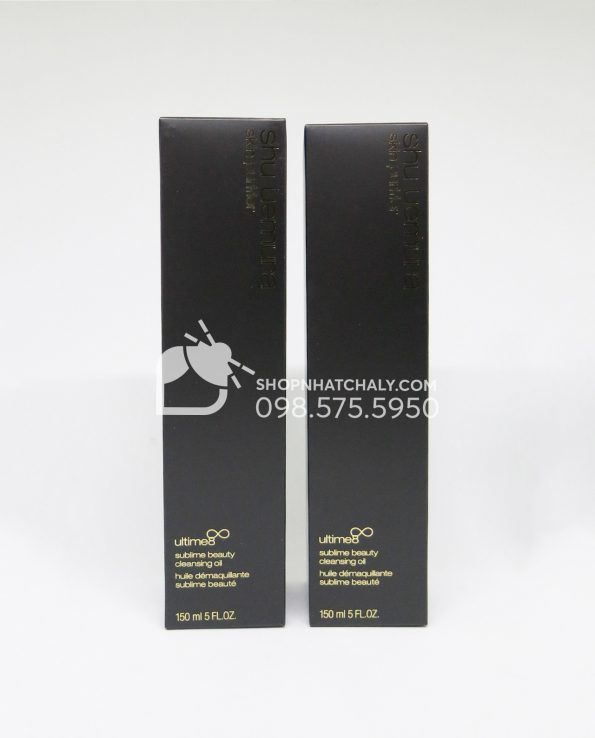 Dầu tẩy trang Shu Uemura 150ml 3