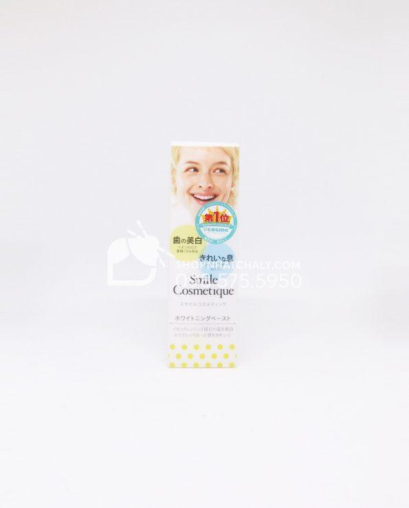 Kem đánh răng làm trắng răng Smile Cosmetique