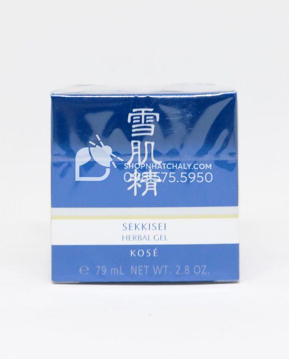 Kem dưỡng làm trắng da Kose Sekkisei Herbal Gel