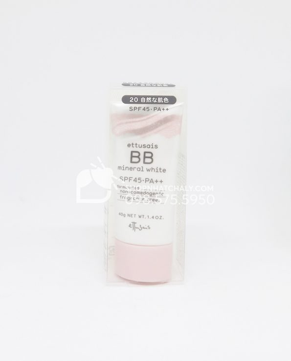 Kem nền BB Cream Ettusais Mineral 40g