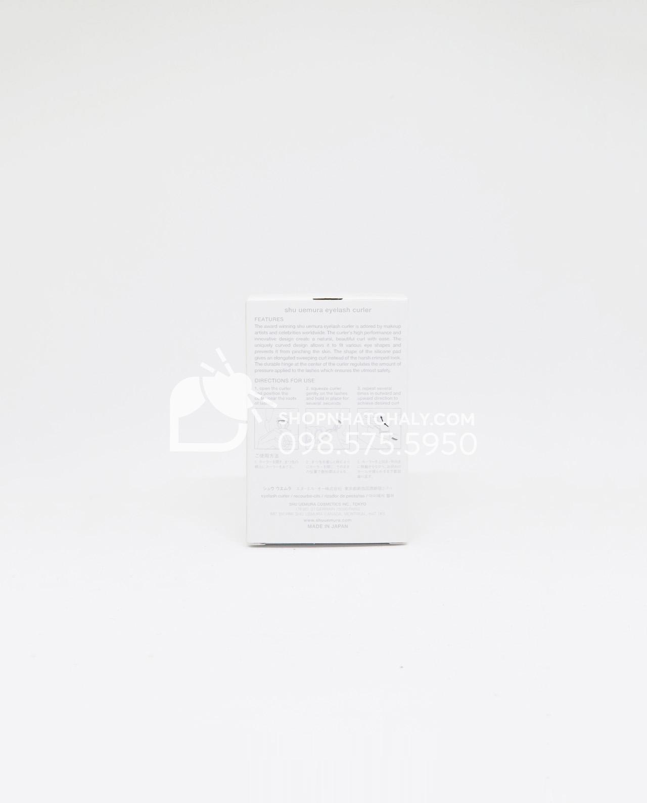 Kẹp mi Shu Uemura Eyelash Curler - thông tin sản phẩm