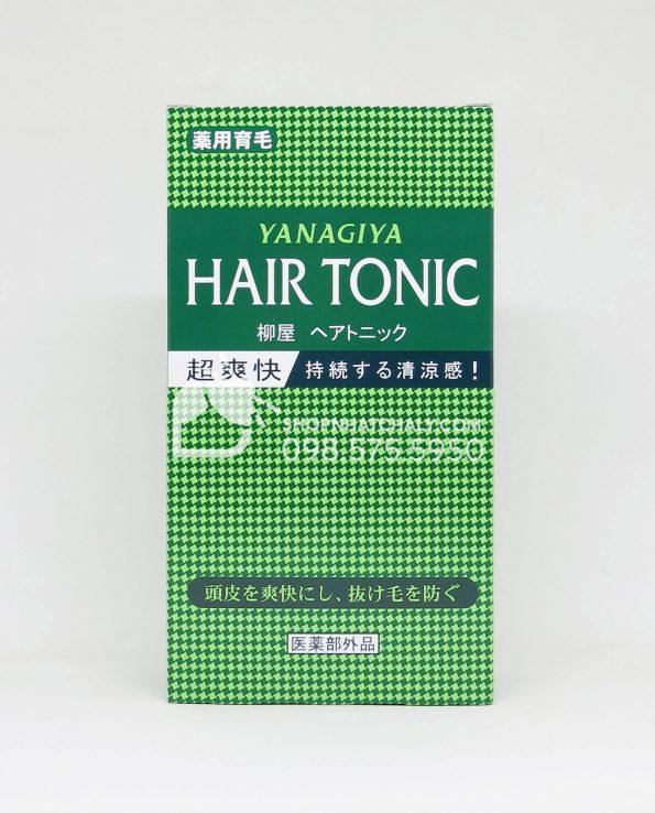 Thuốc chống rụng tóc và kích thích mọc tóc Nhật Bản Yanagiya 360ml