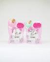 Phấn phủ Baby Pink BB Pressed Powder Bison Nhật Bản mẫu mới 2017