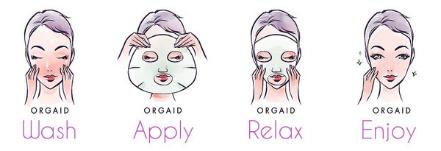 Đắp mặt nạ giấy xong có cần rửa mặt ? Cách dùng mặt nạ giấy đúng