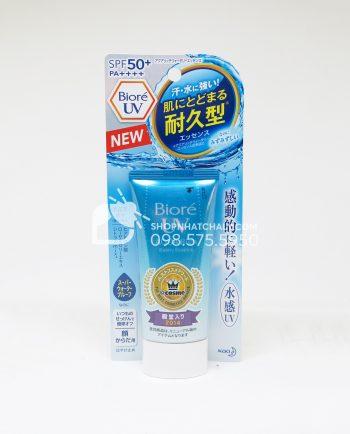 Kem chống nắng Biore UV Aqua Rich Watery Essence SPF50 Nhật Bản