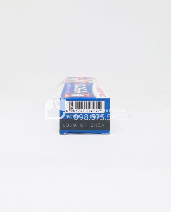 Kem trị viêm nang lông Zaraporo Rohto Nhật 35gr mẫu 2017 - hạn sử dụng