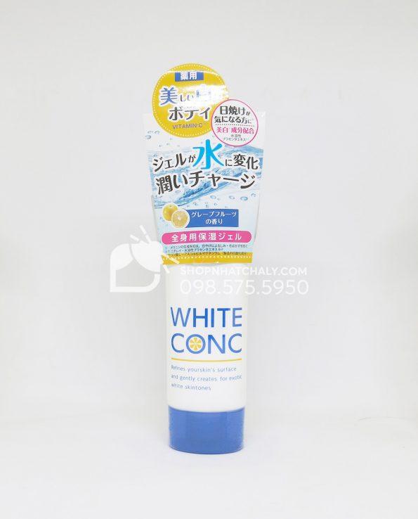 Gel dưỡng trắng da cho body White Conc Nhật Bản