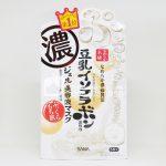 Mặt nạ đậu nành Sana Tonyu Isoflavone Nhật Bản