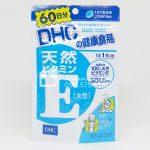 Viên uống Vitamin E DHC của Nhật Bản