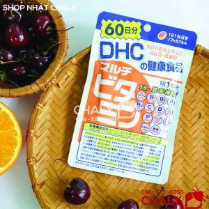 Viên uống Vitamin tổng hợp DHC của Nhật 60 viên 60 ngày
