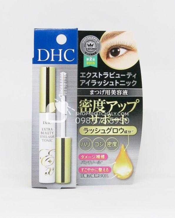 Serum dưỡng mi dài dày và bóng mi DHC Extra Beauty Eyelash Nhật Bản