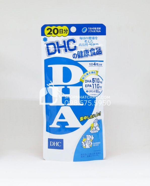 Viên uống bổ sung DHA cho bà bầu của DHC của Nhật Bản