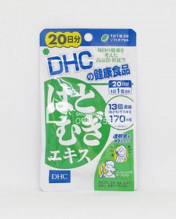 Viên uống trắng da DHC Supplement Coix Extract của Nhật Bản