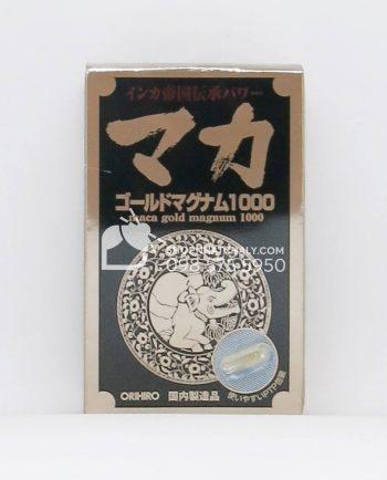 Viên uống Maca Orihiro Nhật Bản tăng cường sinh lý nam giới