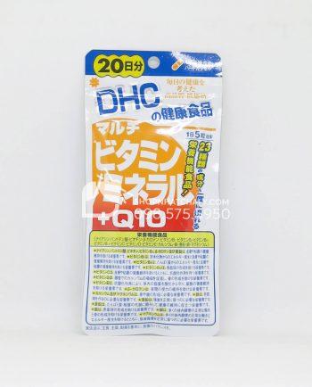 Vitamin tổng hợp cho người lớn DHC Nhật Bản