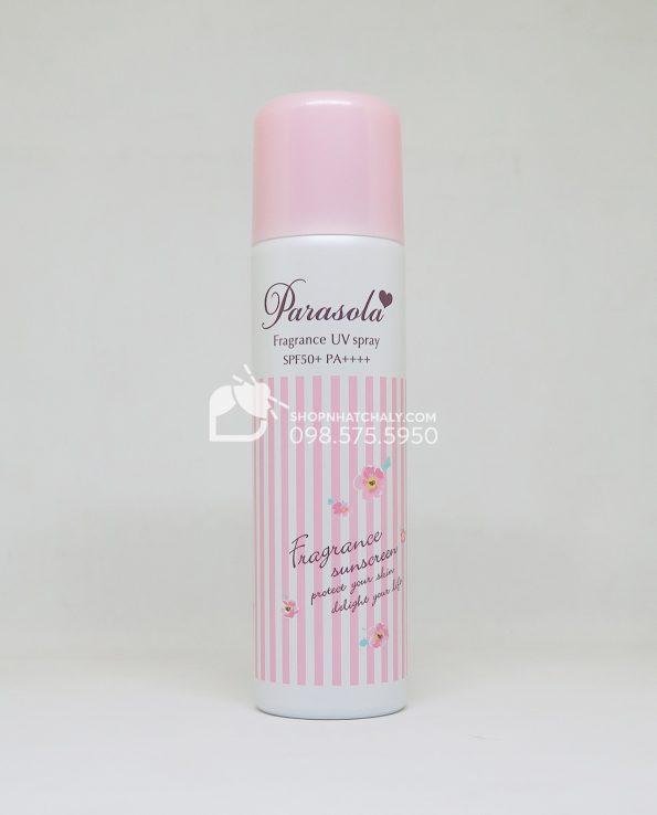 Chống nắng dạng xit Parasola Fragrance UV Spray