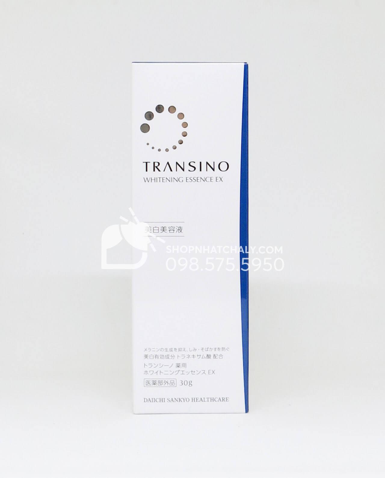 Serum Transino Whitening Essence EX đặc trị thâm nám làm sáng da