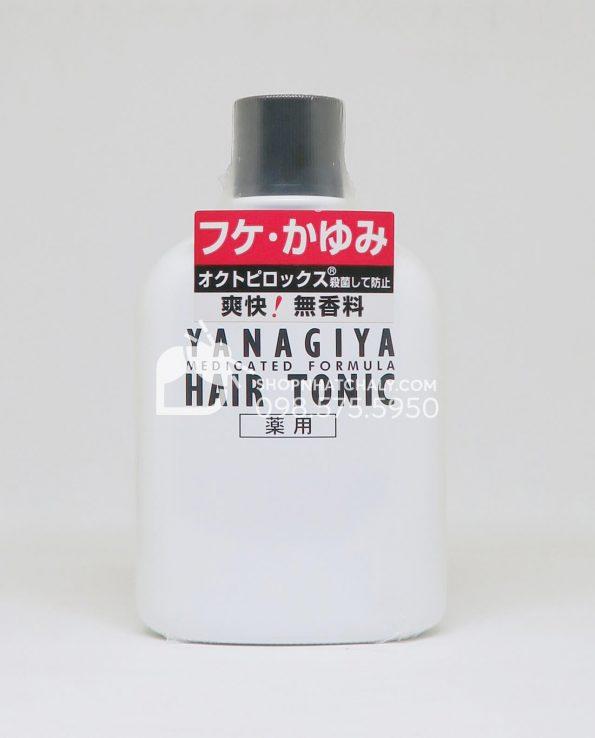 Đặc trị ngứa đầu và gàu Yanagiya Hair Tonic