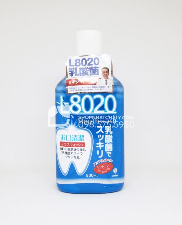 Nước súc miệng khử mùi L8020