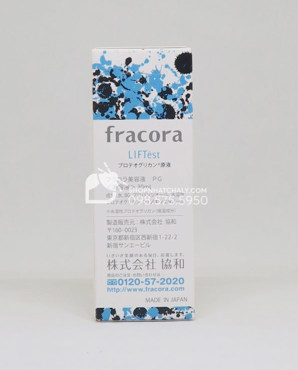 Tinh chất serum tái tạo da Proteoglycan Fracora LIFTest Extract 30ml - thông tin sp