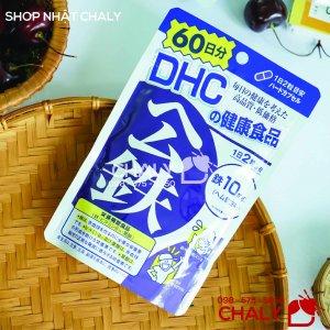 Viên bổ sung sắt DHC nội địa Nhật