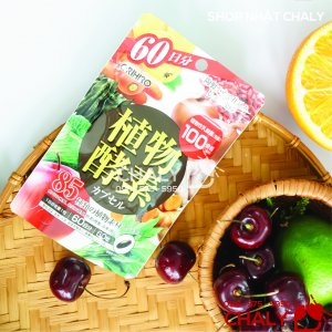 Enzyme Orihiro hỗ trợ tiêu hoá nội địa Nhật