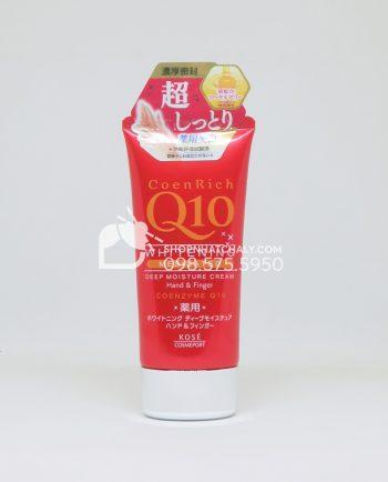 kem-duong-tay-chong-lao-hoa-kose-coenrich-q10-whitening-deep-moisture-cream
