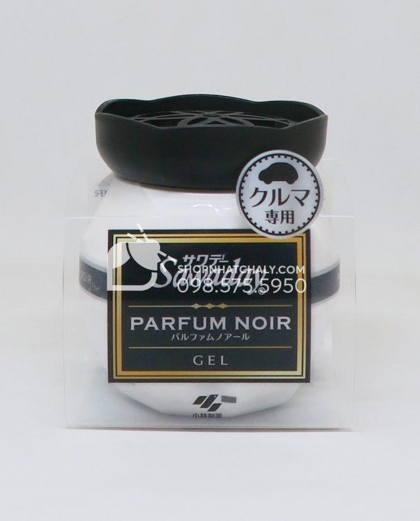 Sáp thơm ô tô cao cấp Sawaday Parfum Noir Nhật