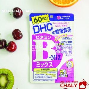 Vitamin nhóm B mix của DHC Nhật 120 viên