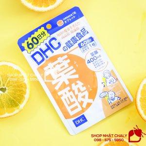 Viên uống bổ sung Acid Folic Nhật tốt cho bà bầu, người thiếu máu, trí nhớ kém