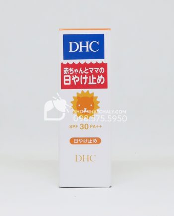 Kem chống nắng DHC Baby & Mama Sunguard Nhật