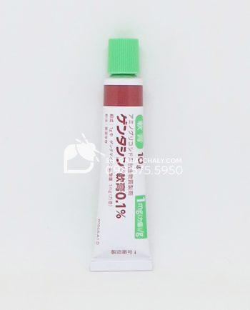 Kem đặc trị sẹo Gentacin 0.1% Nhật Bản